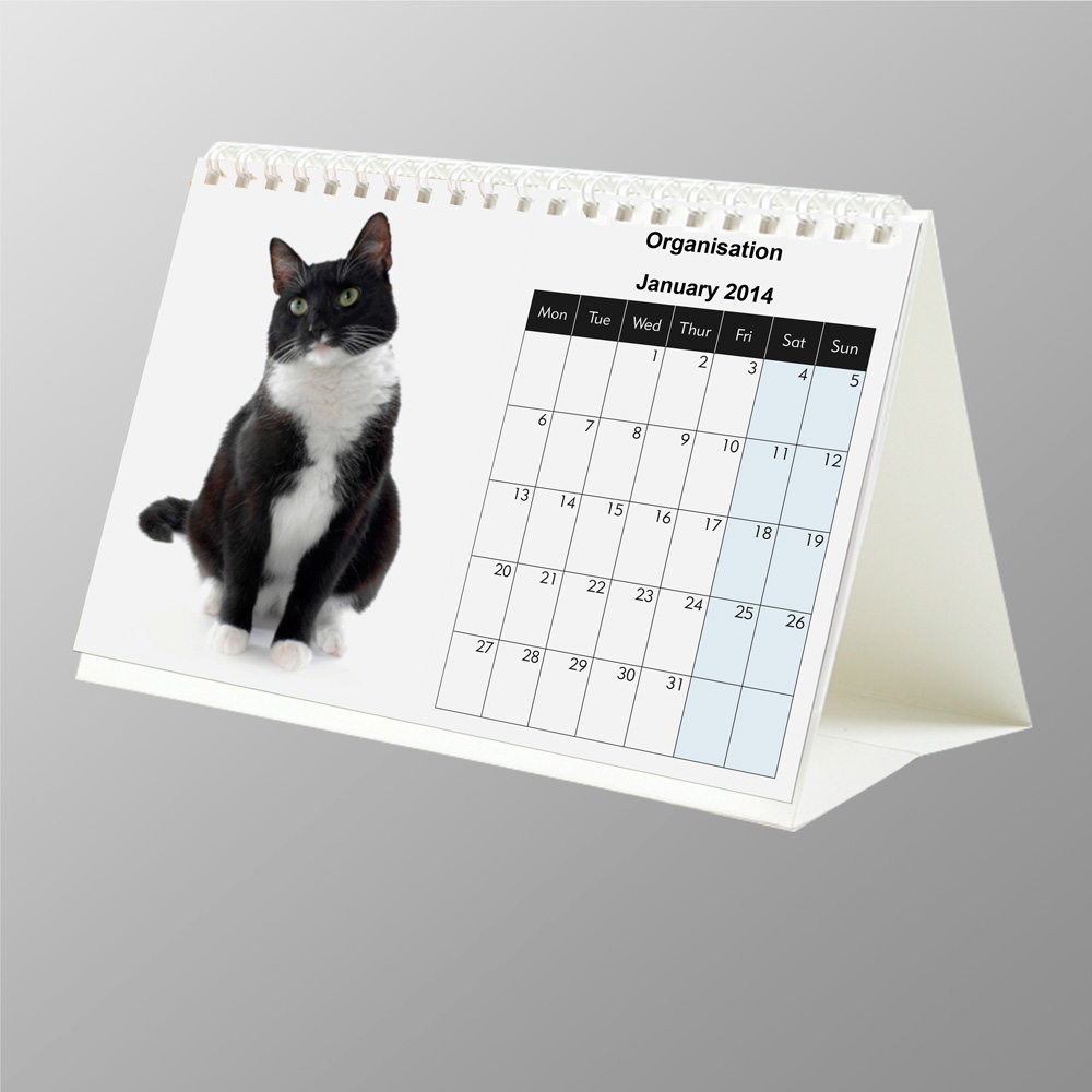 Desk Calendar Design Your Own : Calendar printing by teamcalendars uks leading