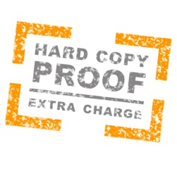 hard copy proof