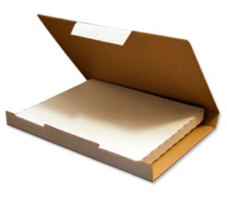 Picture of Mailer box for CD standard